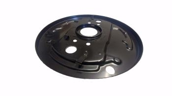 Front Brake Backing Plate 68-70, Right, Top Quality. 211-609-140C