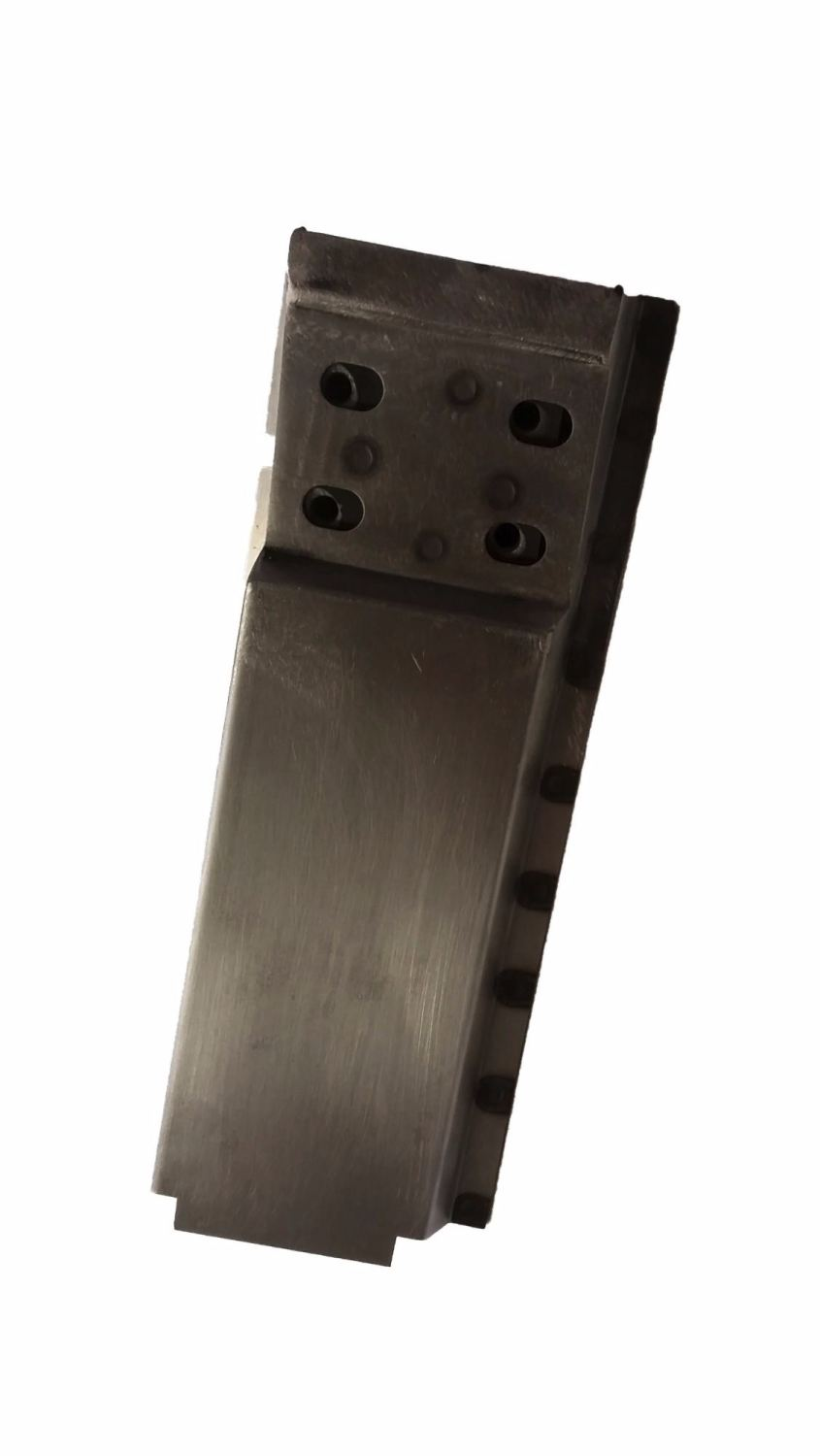 A-Post Lower Repair with Hinge Bracket, Right ->67.   211-809-202B
