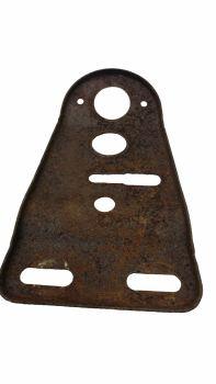Used Bracket - Steering column tube.  211-415-605C