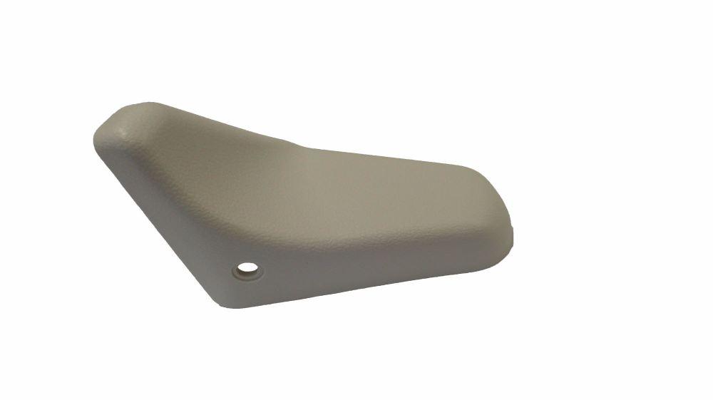 Sliding door top roller cover, Left.  214-843-485A