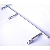 Rear luggage bar set.    211-898-500