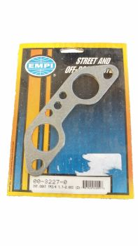 Inlet Manifold Gaskets, Pair FOR TYPE 4 ENGINES     AC1293227