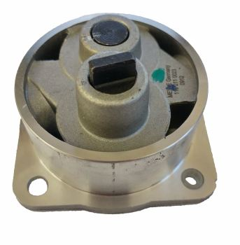 Oil Pump 1.3-1.6, 8/70-, Water box for 4 rivet cam shaft.    111-115-107BK