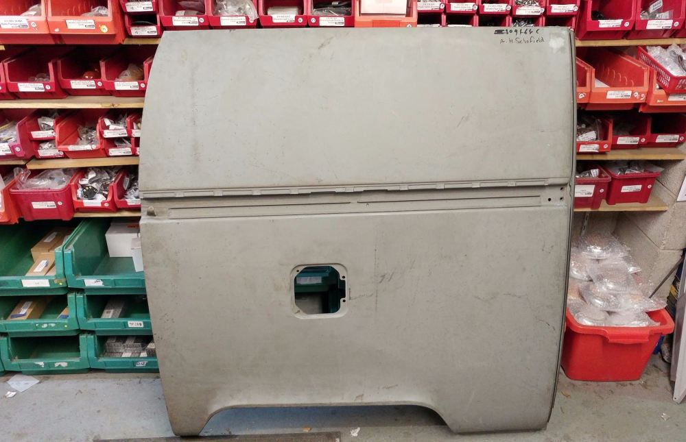 NOS Rear Side Panel, Right 1972.  221-809-164C