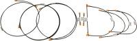 Brake Pipe Kit T25  8/85-7/87.   251-698-005C
