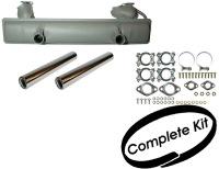 Complete Exhaust Silencer Kit 65-79 Beetle 1.3-1.6.   113-251-053AJ