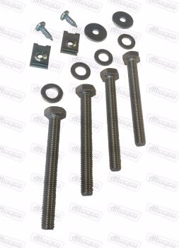 Early Bay Rear Valance Bolt Kit 68-71. N154212