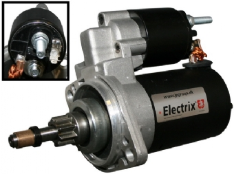 Starter Motor 1.9-2.1L,  82-92 New Outright.   025-911-023A