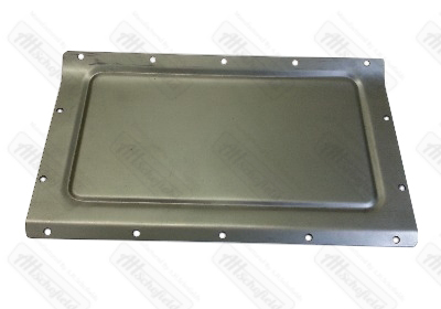 Fresh air flap cover 55-67   211-817-753