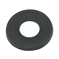 Window Winder Handle Trim Ring, Genuine VW.   111-837-595A