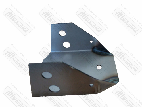 Inner Front Valance to Chassis Bracket 68-72.  211-703-071BKT