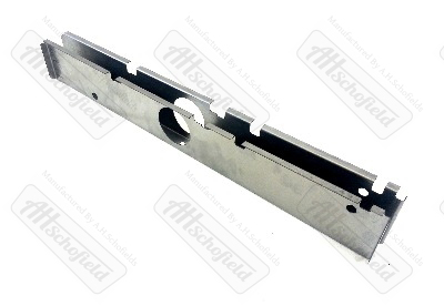 Rear Centre Chassis Section 55-67.   211-703-475C