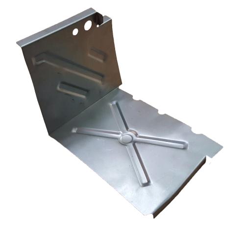 Rear Platform Tray / Inner Rear Corner, Left 80->.   251-813-251