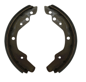 Rear Brake Shoe Kit 8/71-12/72.   211-698-533B