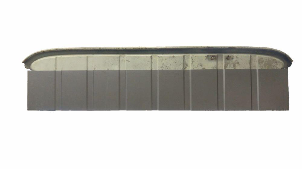 Ribbed Parcel Shelf Repair Panel, RHD 62-67. 211-809-207