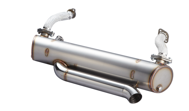 Vintage Speed Sports Exhaust System 68-79. AC251817