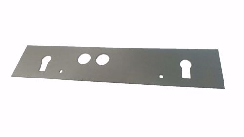 Middle Seat Floor Mount Plate 68-79. 221-883-419A