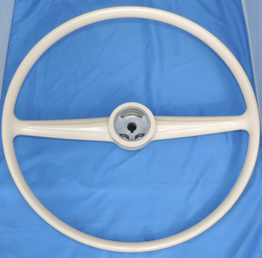 Steering Wheel, Ivory 55-67.   211-415-655I