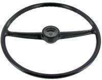 Steering Wheel, Black 55-67.    211-415-655BBQ