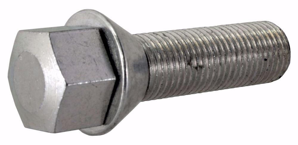 Wheel Bolt 51mm Tapered. Type 4 91-2003.  AC601SB55