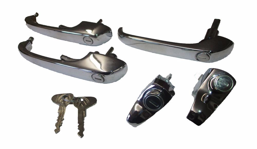 Complete Door Lock Sets