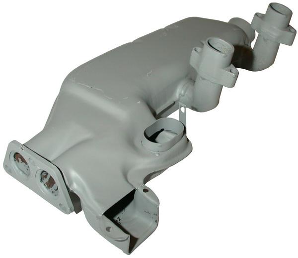 Heat Exchanger, Left, 1.7-2.0L  71-78.   021-256-091M