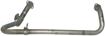 Rear Exhaust Silencer Connecting Pipe 1.9-2.1L 86-92   025-251-172R