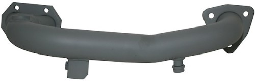 Exhaust Connecting Pipe to Catalytic Converter US Spec 1.9-2.1L 83-85.   02