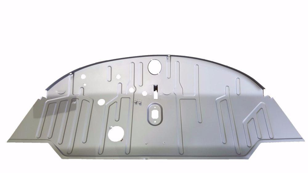 Complete Cab Floor Including Handbrake Bracket, LHD 59-67, Top Quality.   2