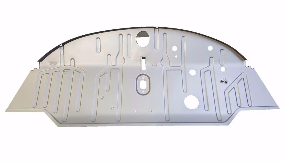 Complete Cab Floor Including Handbrake Bracket, RHD 59-67, Top Quality.   2