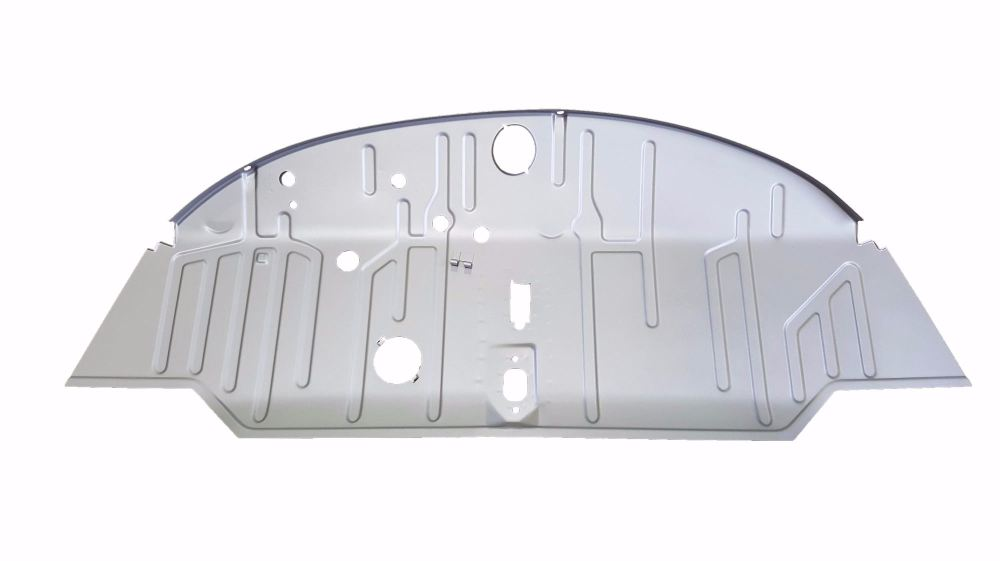 Complete Cab Floor, LHD 55-59, Top Quality.   211-801-051H