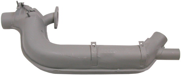 Heat Exchanger Right, German 64-79.   211-255-108