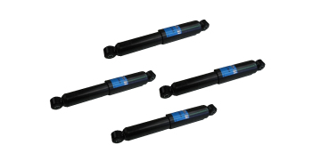 Front & Rear Shock Absorber Kit ->67.   113-513-031KIT