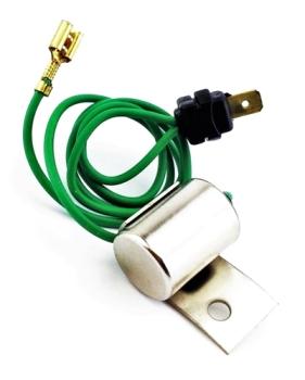 Condensor 2/73-79, Vacuum Advance.   028-905-295B