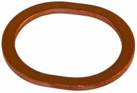 Cylinder Head to Heat Exchanger Gasket 1.7-2.0, 72-78.   021-256-251A