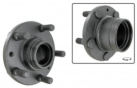 Wheel Hub Front With Studs, 70-79.  211-405-579