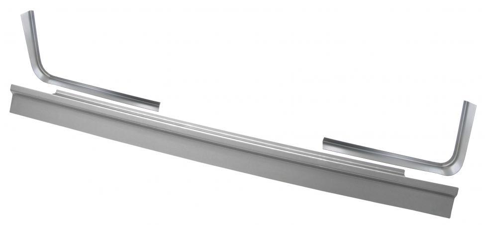 Rear Side Window Frame Recess Repair, Left 68-79.   211-809-163RE