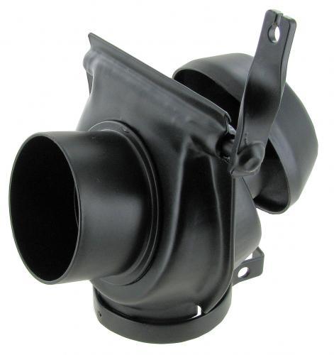 Heat Control Box 80-83 Left 2.0L Aircooled.   071-256-205A