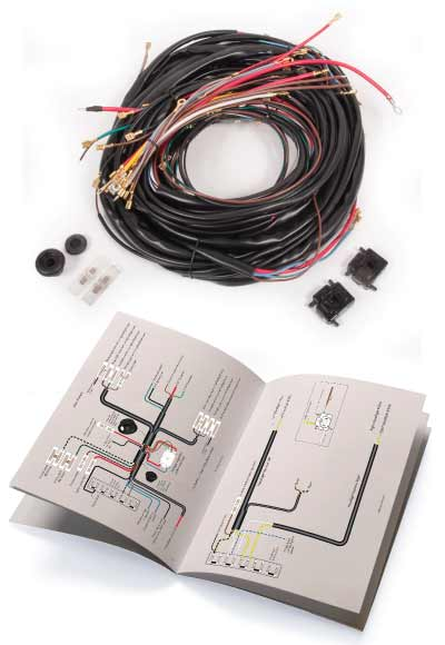 Wiring Loom 1964only.   211-971-013G