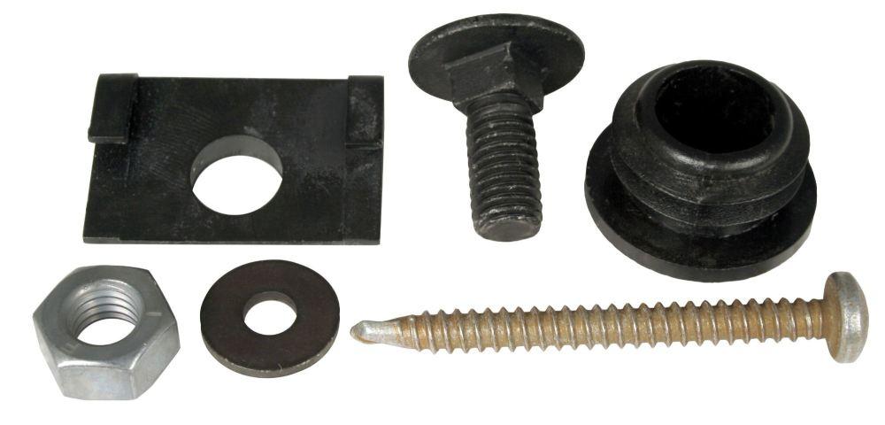 Bumper End Cap Fitting Kit 80->.   251-898-065