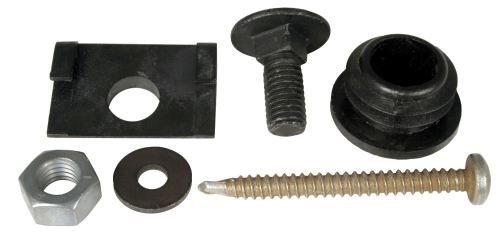 Bumper End Cap Fitting Kit 80->.   251-898-065