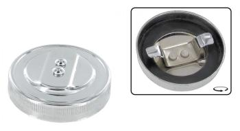 Oil Filler Cap, Chrome.   111-103-485AC