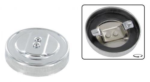 Oil Filler Cap, Chrome.   111-103-485AC