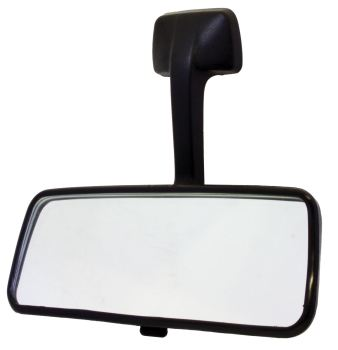 T25 Interior Mirror, Black 80-91.   251-857-501C
