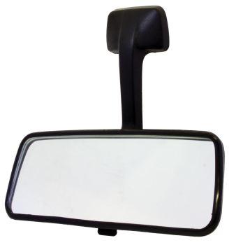 T25 Interior Mirror, Black 80-91.   251-857-501C