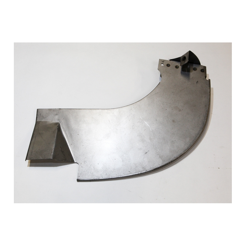 Rear Bumper Splash Pan, Right 58-67.    211-707-362B