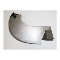 Rear Bumper Splash Pan, Left 58-67.    211-707-361B