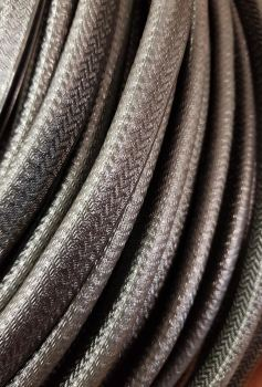 Black Edging Strip, Sold Per Meter. All Years 50-92