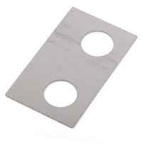 Steering Box Lock Tab 55-67.   211-415-159