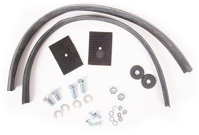 Rear Bumper Splash Pan Installation Kit 68-71.   211-798-005A